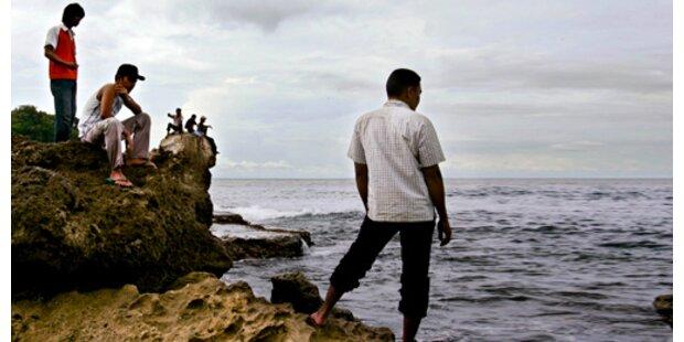 Tsunamiwarnung für Sumatra aufgehoben