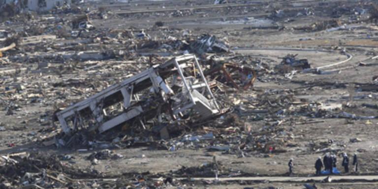Offizielle Zahlen: Schon fast 7.000 Tote