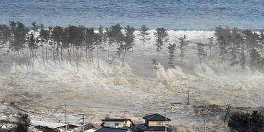 Sorge vor Tsunami durch Vulkanausbruch