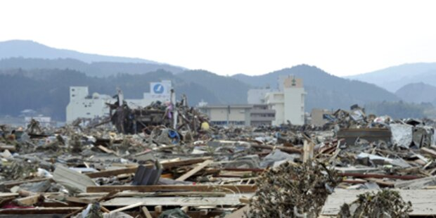 19.300 Tote bei Tsunami in Japan