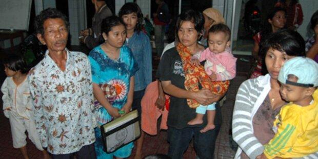 Vulkanausbruch und Tsunami: Viele Tote