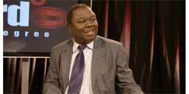 Opposition in Simbabwe zu Stichwahl bereit