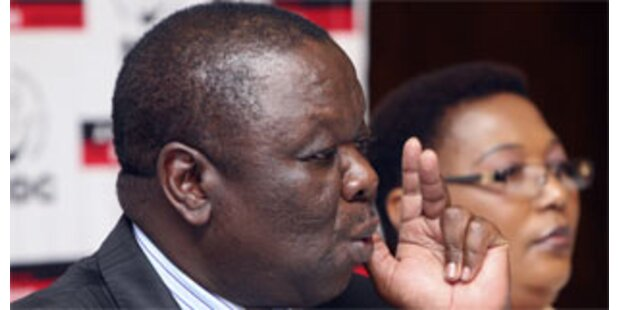 Tsvangirai neuer Premier in Simbabwe