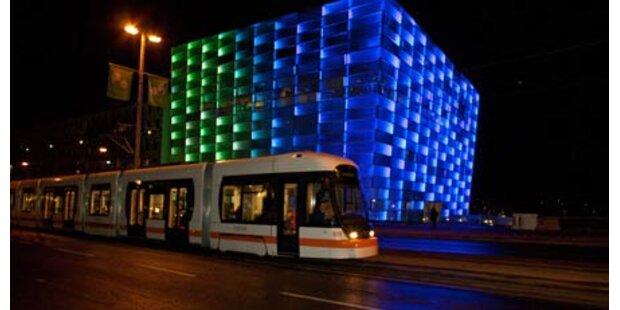 Riesenerfolg für Linzer Nachtlinien