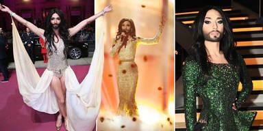 Glam, Glamour, Conchita!