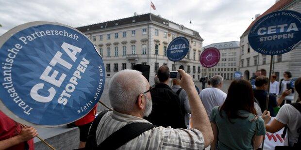 CETA/TTIP: Volksbegehren soll Abkommen stoppen