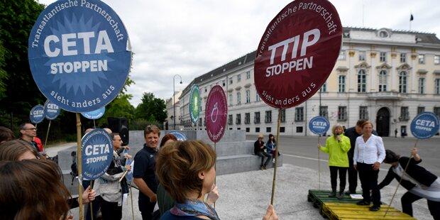 Eintragungswoche gegen TTIP, CETA und TiSA startet