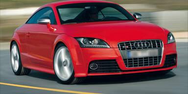 Neuvorstellung des Audi TTS & TT TDI
