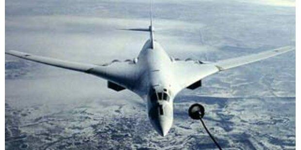 NATO-Jets fingen zwei russische Bomber ab