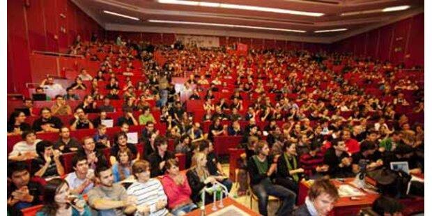 Bis zu 300 Studenten pro Professor