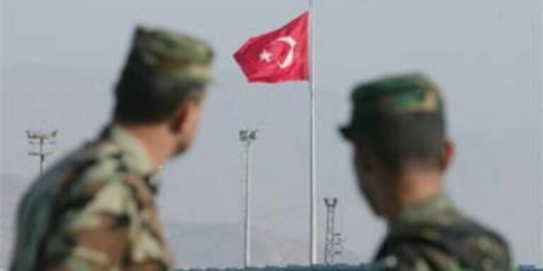 Türkische Regierung erlaubt Einmarsch im Nordirak