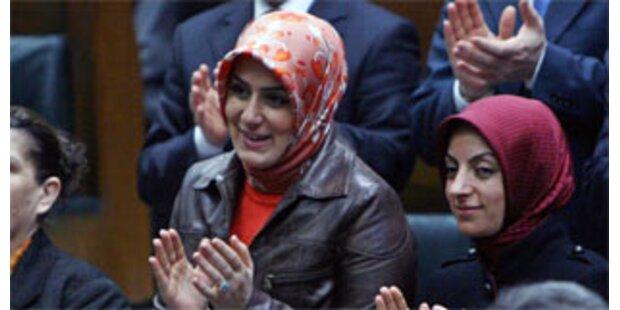 Kopftuch-Verbot an türkischen Unis endgültig passé