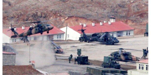 Schwere Kämpfe um PKK-Stützpunkt
