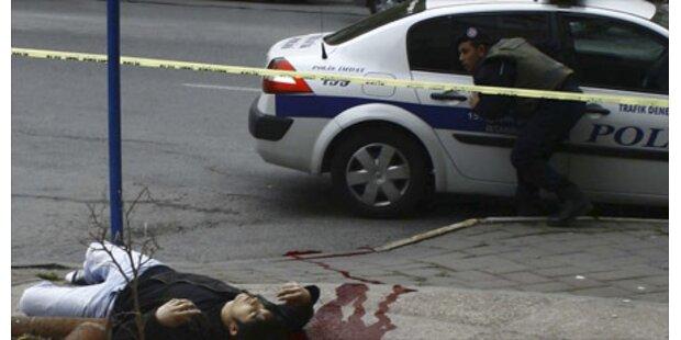 Zwei Tote bei Schießerei in Istanbul