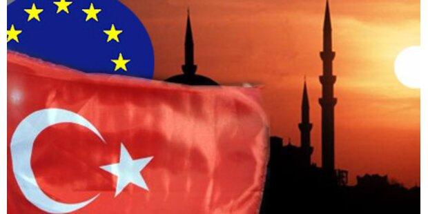 Türkei besteht auf den EU-Beitritt