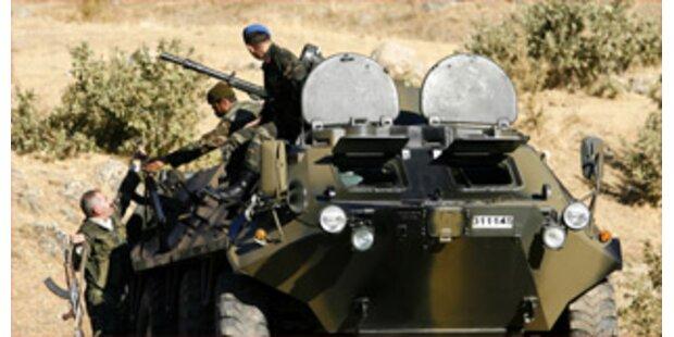 Unklare Situation an Grenze Türkei - Irak