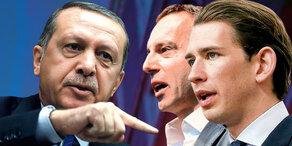 Kurs gegen Türkei immer härter