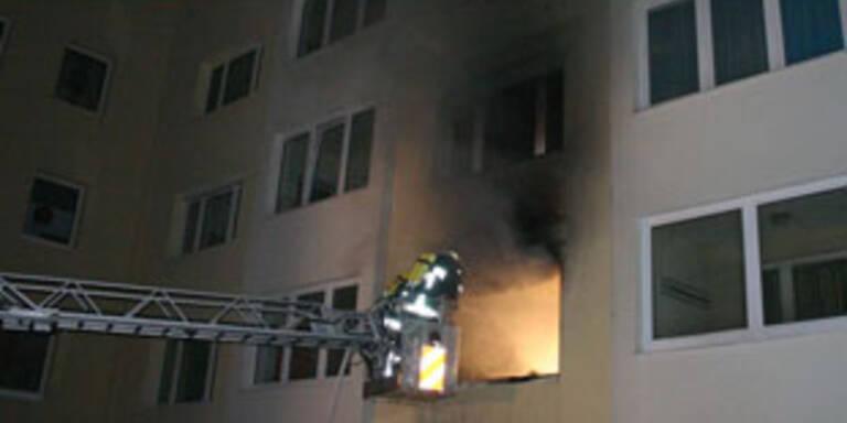 Ein Toter bei Wohnungsbrand in Tulln