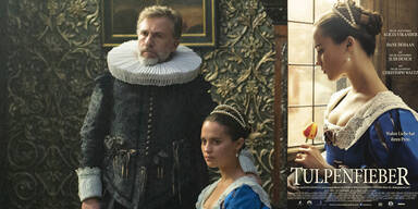 Tulpenfieber: Christoph Waltz, Alicia Vikander