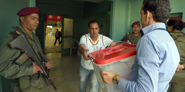 Islamisten in Tunesien klar abgewählt