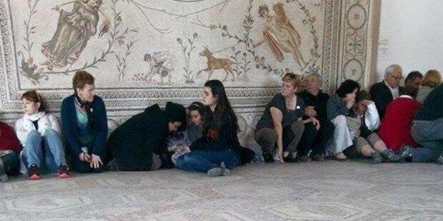 20 Touristen in Tunesien erschossen