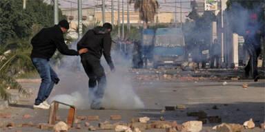 Tunesien Unruhen