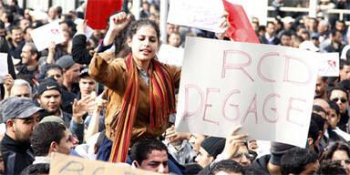 Tunesien Proteste