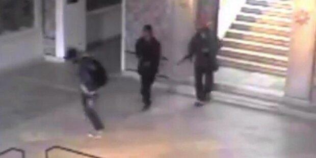 Tunis: Suche nach drittem Täter