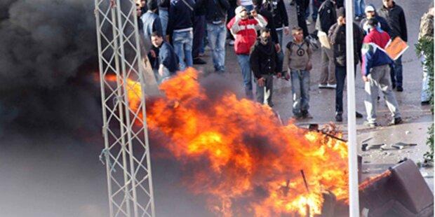 Reisewarnung für Tunesien ausgegeben