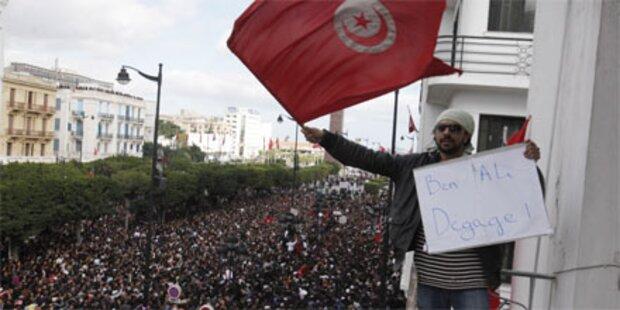 Österreicher können aus Tunesien ausreisen