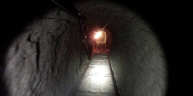 """Super-Drogen-Tunnel"" in den USA entdeckt"