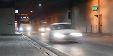 Probleme beim Lieferinger Tunnel