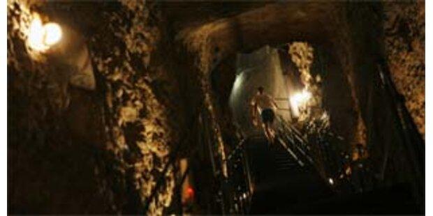Pensionist baute Tunnel unter seinem Londoner Haus