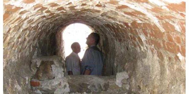 Geheimtunnel in Klosterneuburg