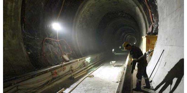 Citytunnel ab Montag acht Wochen lang gesperrt
