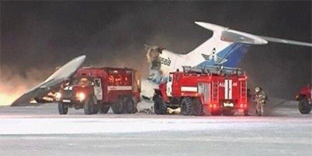Russische Airlines dürfen keine Tu-154 nutzen