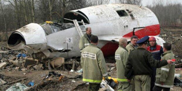 Piloten waren nicht mit Tupolew vertraut