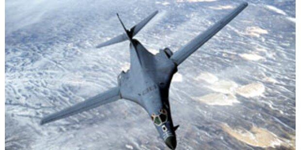 Russische Bomber näherten sich NATO-Treffen