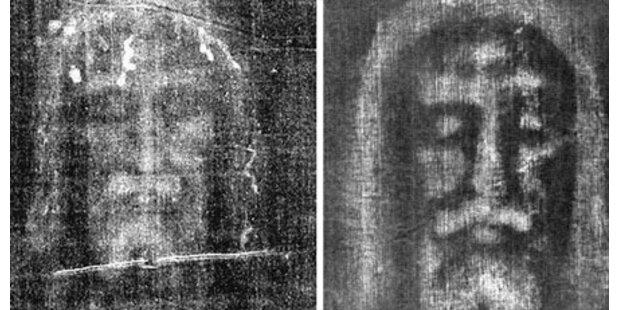 Text auf Turiner Grabtuch entdeckt