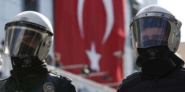 Türkei: Polizei riegelt Sitz von Zeitung ab