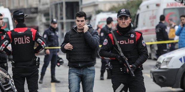 Türkei: Polizei warnt vor Oster-Anschlägen