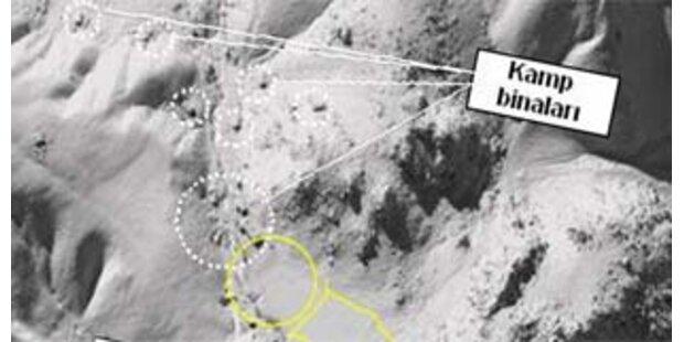 Neue Luftangriffe der Türkei im Nordirak