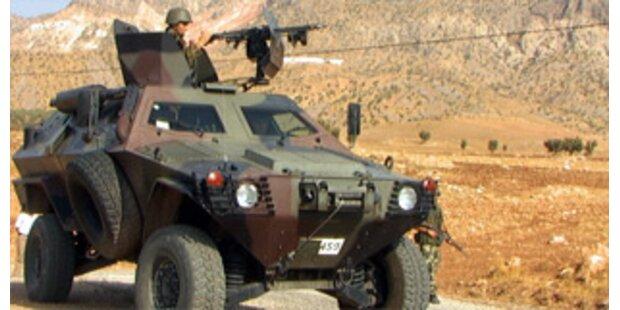 Grünes Licht für türk. Militärintervention im Irak