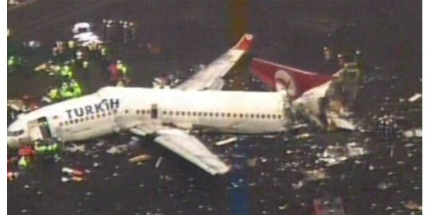 Defekter Höhenmesser schuld am Schiphol-Crash
