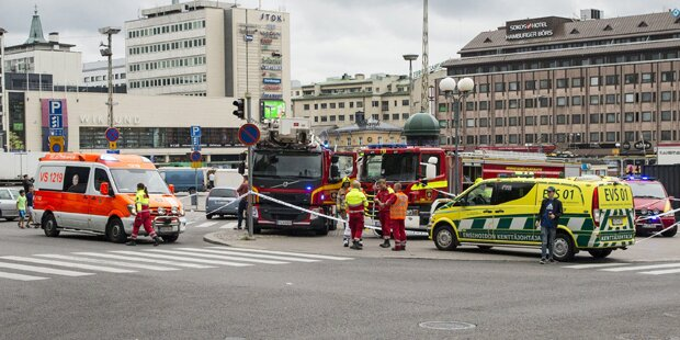 Finnland-Attacke: Polizei spricht von Terror