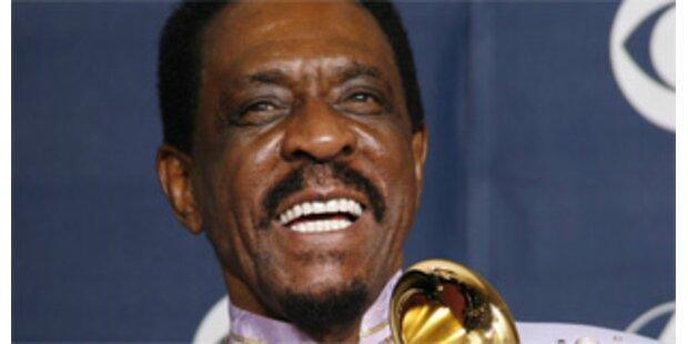 Rock-Pionier Ike Turner ist beigesetzt