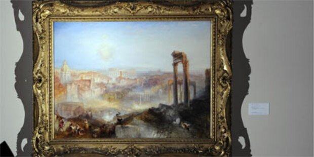 Turner-Gemälde erzielt 35,7 Mio Euro