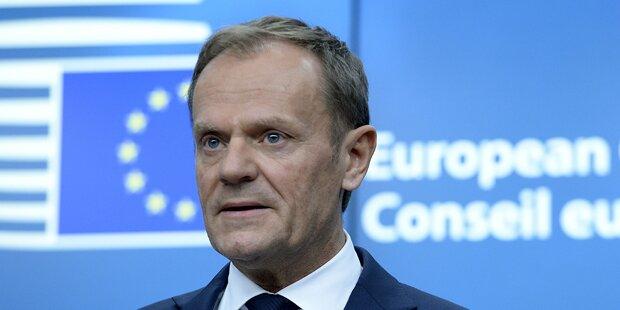 EU-Gipfel: Eklat bei Wahl des Ratspräsidenten