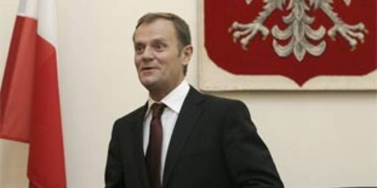 Polens Premier Tusk