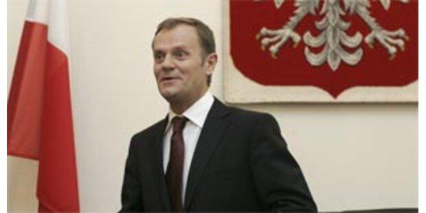 Premier Tusk verspricht Kooperation mit EU